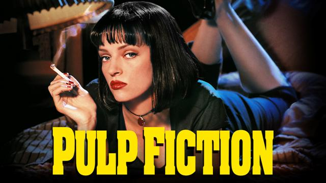 Pulp Fiction - Official Trailer (HD)