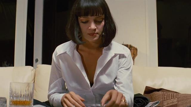 Pulp Fiction - Overdose