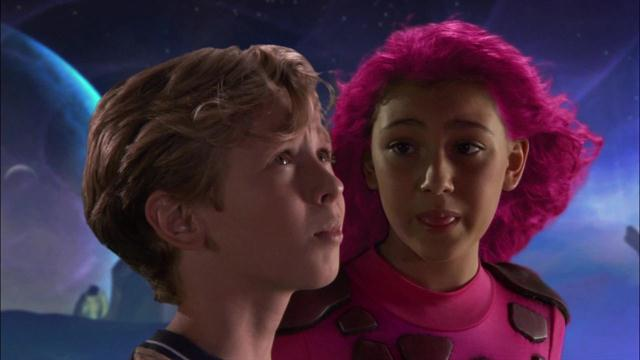 The Adventures of Sharkboy and Lavagirl - Planet Drool