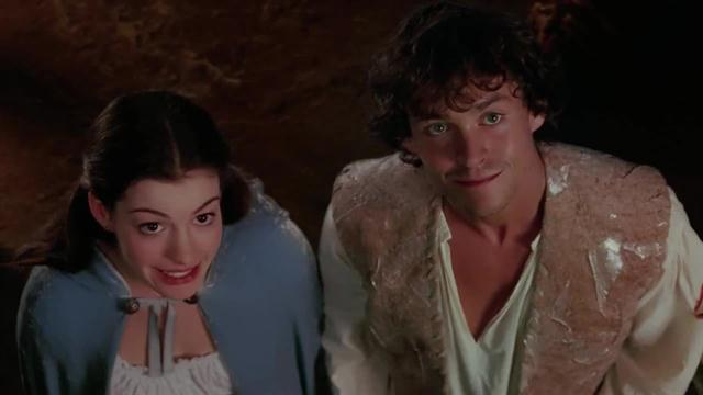 Ella Enchanted - A Giant Wedding