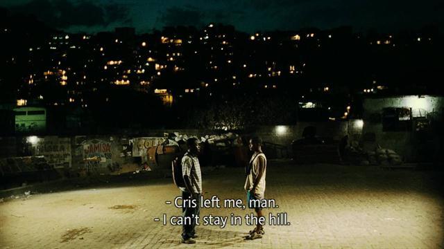 City of Men - Leaving