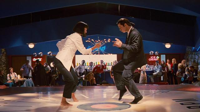 Pulp Fiction - I Want To Dance