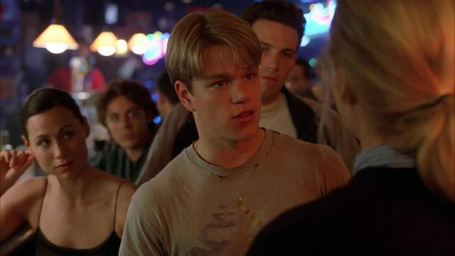 Good Will Hunting - My Boy's Wicked Smart