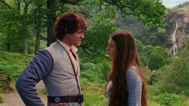 Ella Enchanted - A Royal Run-in