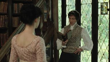 Becoming Jane - Literary Tension