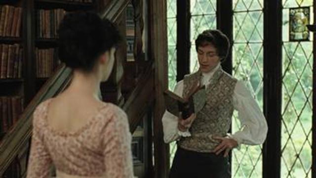 Becoming Jane - Literary Tension