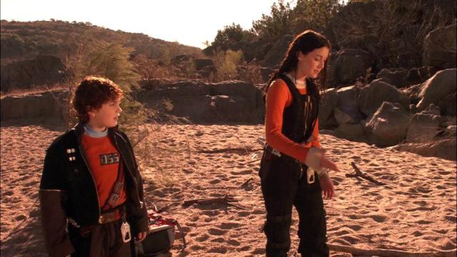 Spy Kids 2: The Island of Lost Dreams - Castaways