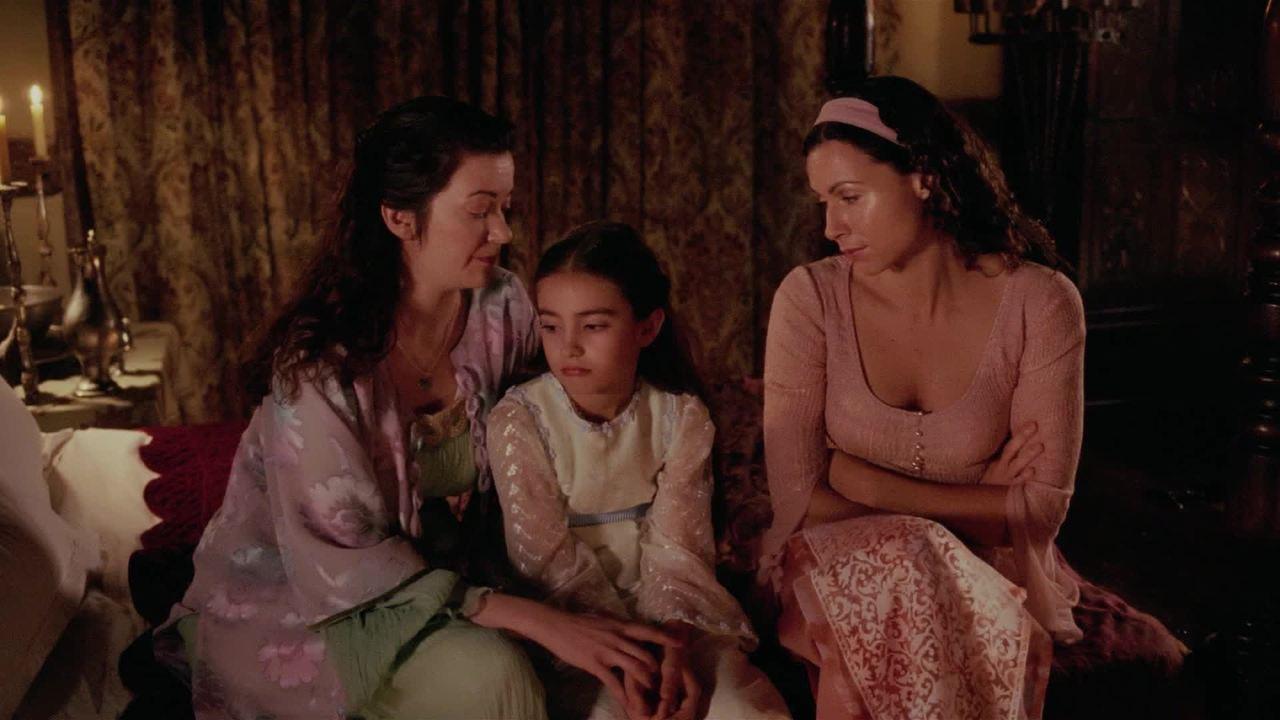 Ella Enchanted - A Mother's Goodbye