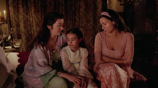 Ella Enchanted - A Mother's Goodbye