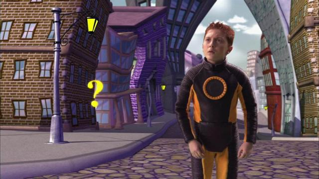 Spy Kids 3D Game Over - Orientation
