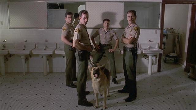 Reservoir Dogs - The Commode Story