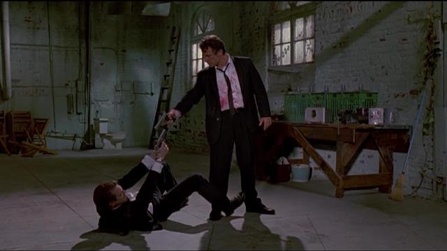 Reservoir Dogs - A Rat in the House