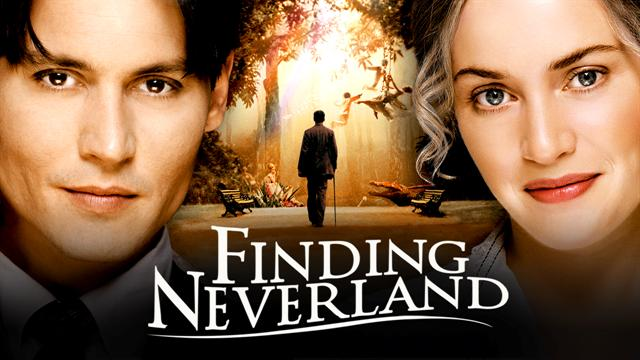 Image result for finding neverland