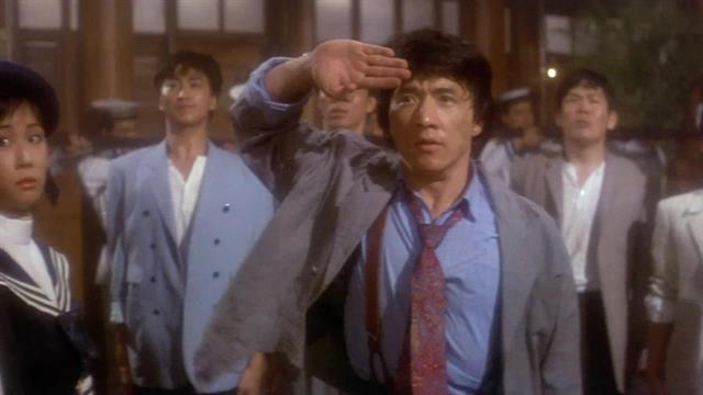Jackie Chan's Project A2 - The Challenge