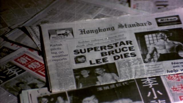 Bruce Lee: The Legend - Tragedy