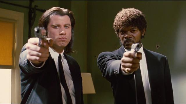 Pulp Fiction - A Miracle