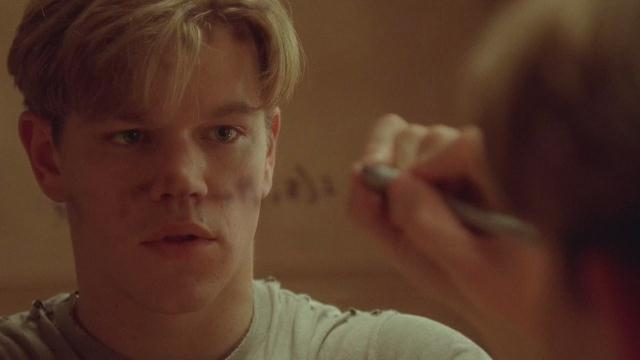 Good Will Hunting - You'll Probably Fit Right In