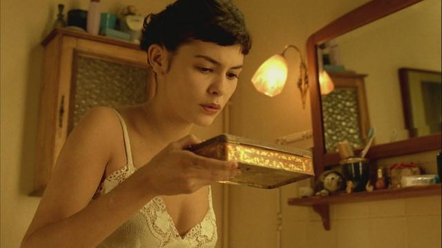 Amélie - The Hidden Box