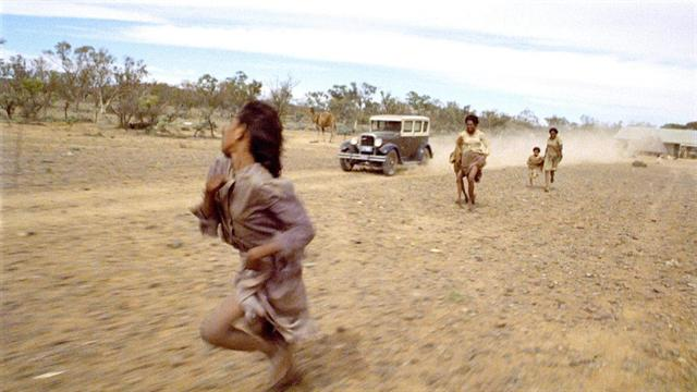 Rabbit Proof Fence - I've Come for the Girls