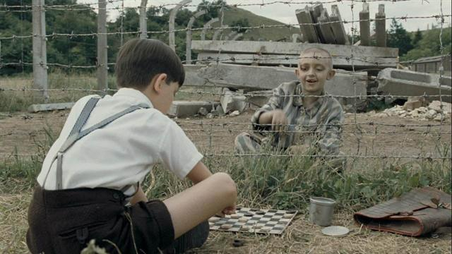 The Boy In The Striped Pajamas - Checkers