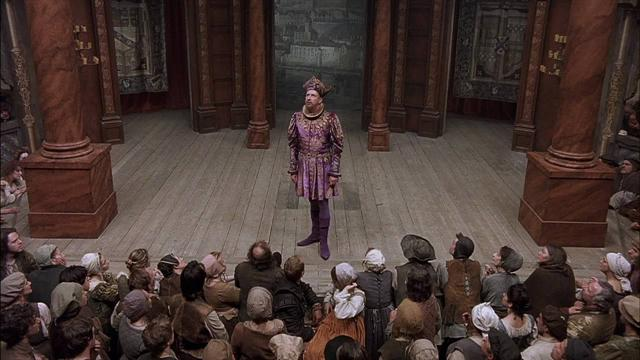 Shakespeare In Love - No Juliette