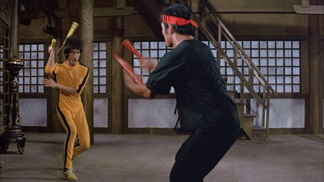 Game Of Death - Choked Up