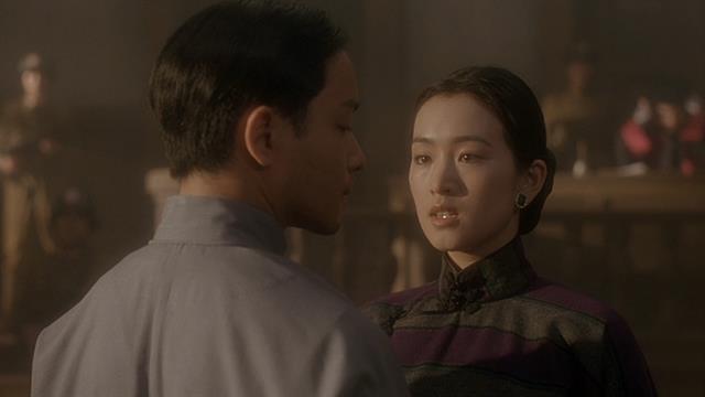 Farewell My Concubine - Sabotage