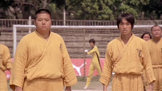 Shaolin Soccer - To the Top