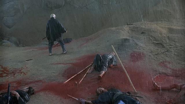 Zatoichi (The Blind Swordsman) - Who's Going To Stop Me?