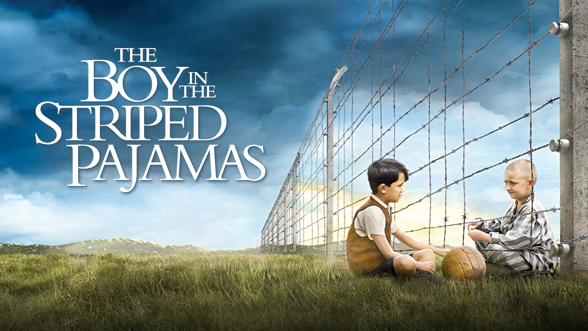The Boy in the Striped Pajamas - Official Trailer (HD)