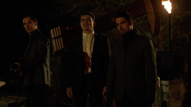 From Dusk Till Dawn: The Series - Payback